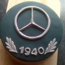 Mercedes Torte
